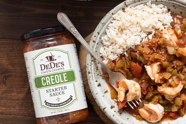 Dede's Shrimp Creole