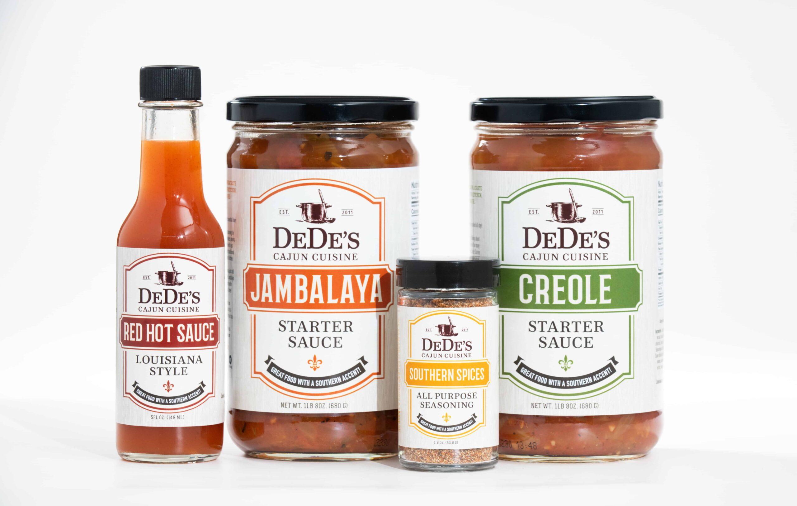 Dede's Cajun Cuisine to Exhibit at the 2020 Winter Fancy Food Show, Jan. 19-21