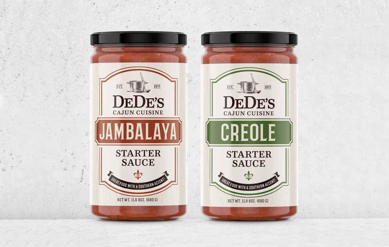 Dede's Cajun Cuisine To Unveil New Jar Size in 2020