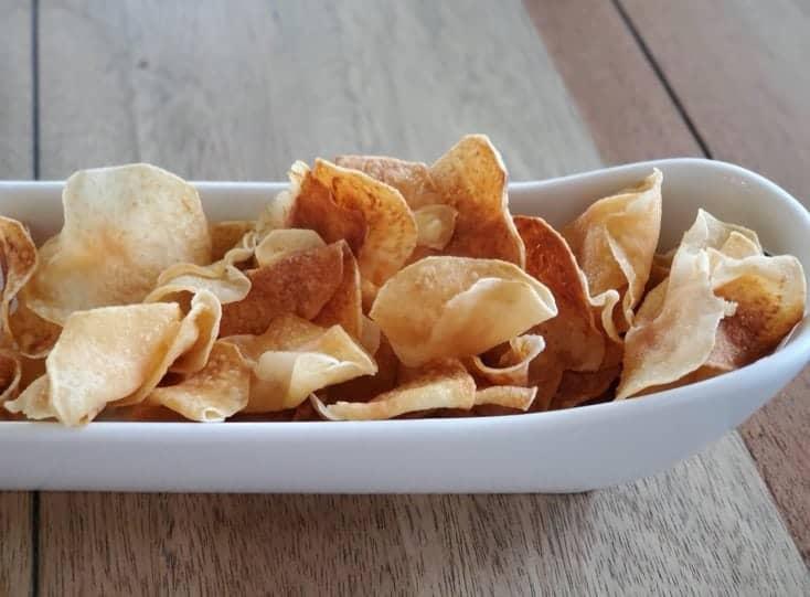 Sea Salt and Vinegar Chips